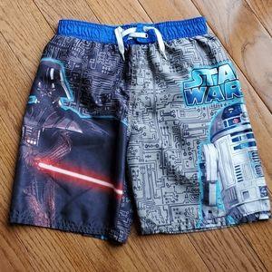 🏄♂️Boys Star Wars Swim Trunks